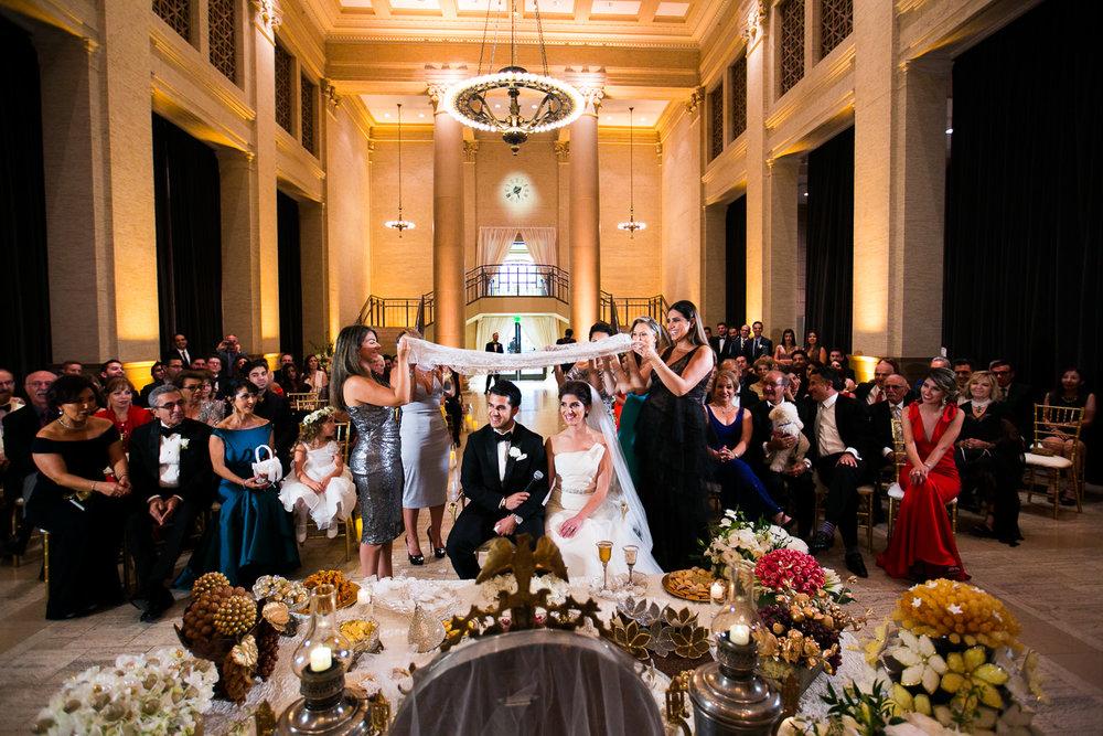 Bently Reserve Persian wedding ceremony