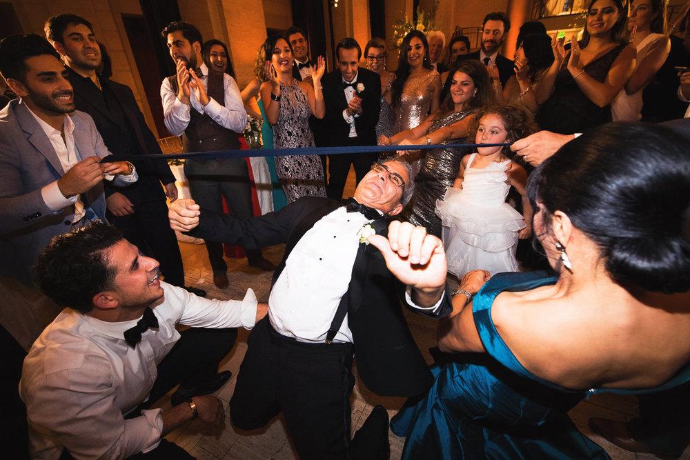 Persian Bently Reserve Wedding Reception