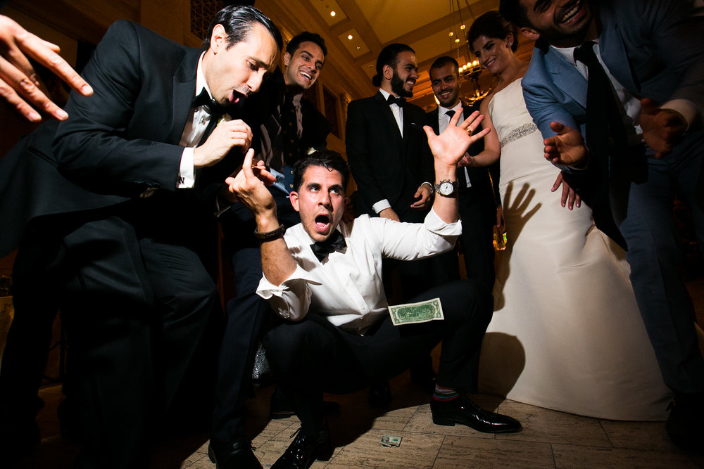 Bently Reserve Wedding Persian Wedding Dancing