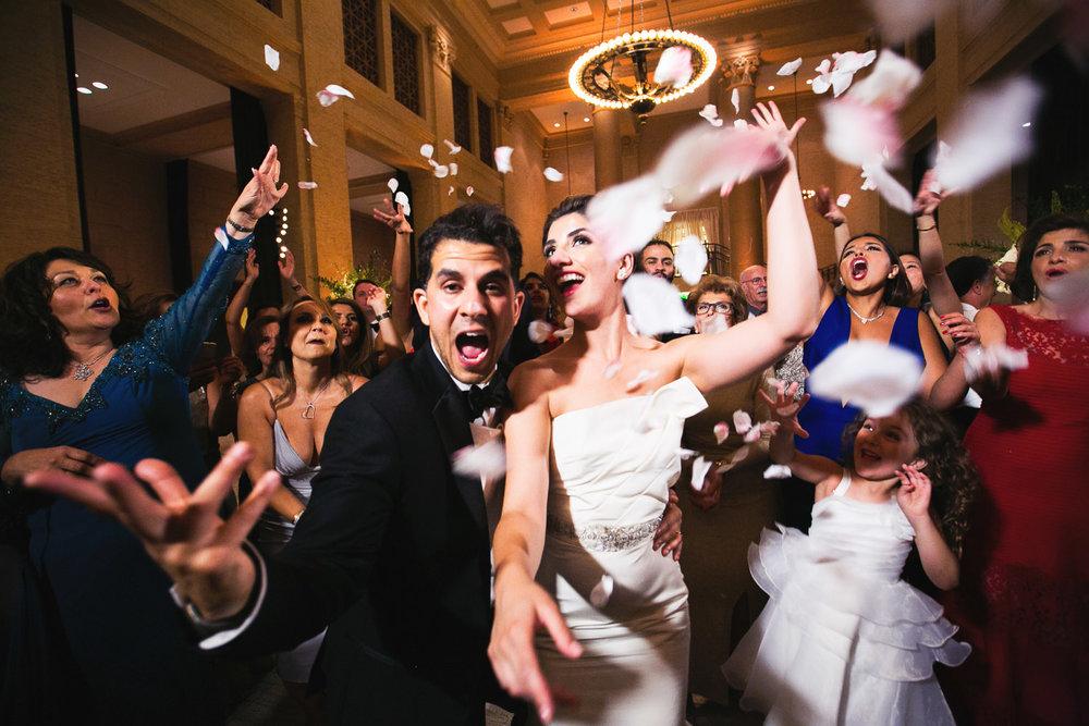 Bently Reserve Wedding Reception