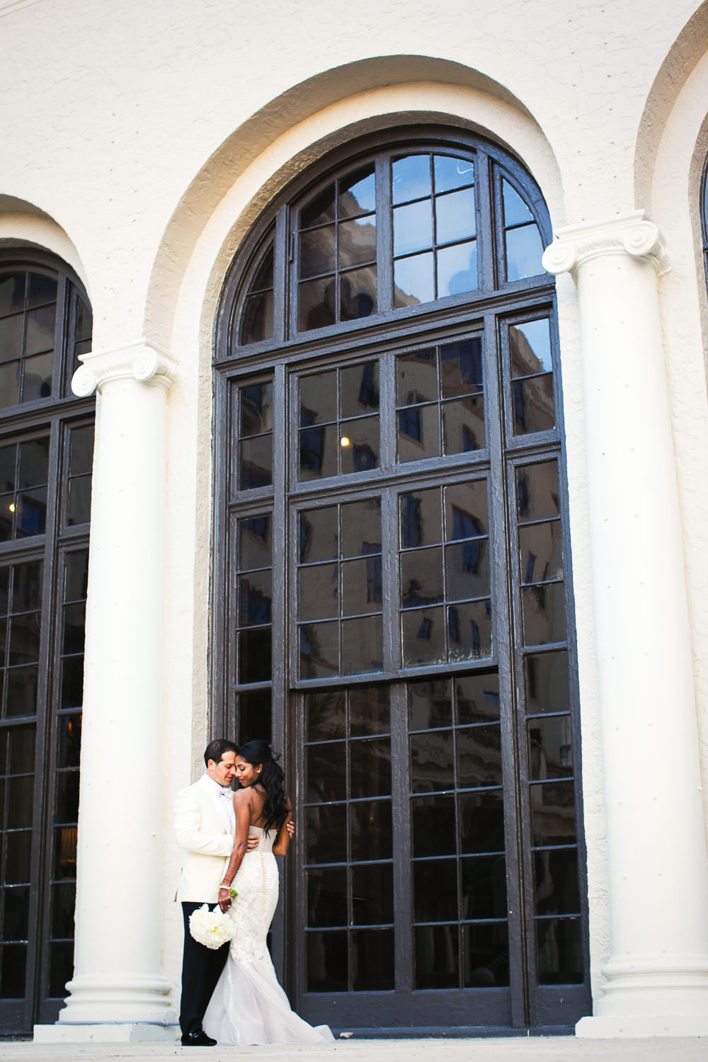 Breakers Palm Beach Wedding Classic Courtyard Photo