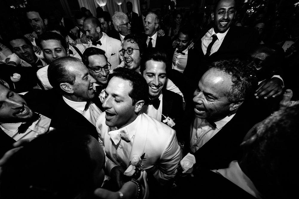 Jewish Breakers Palm Beach Wedding Hora