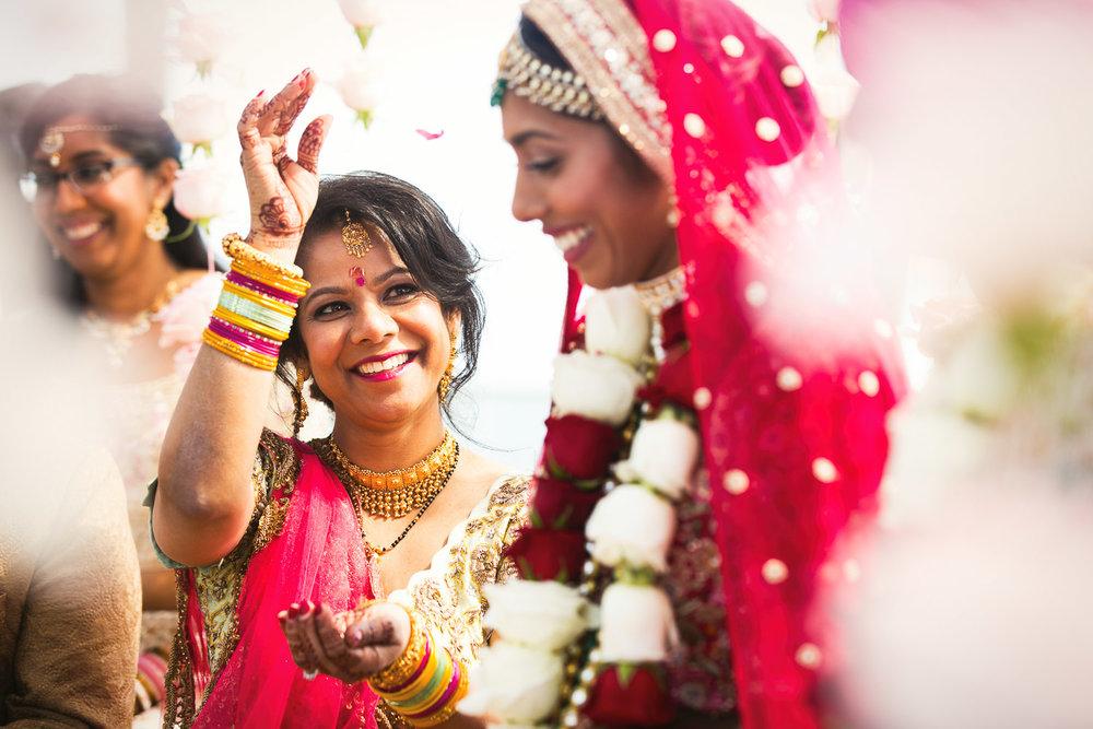 Breakers Palm Beach Indian Wedding Ceremony - 2