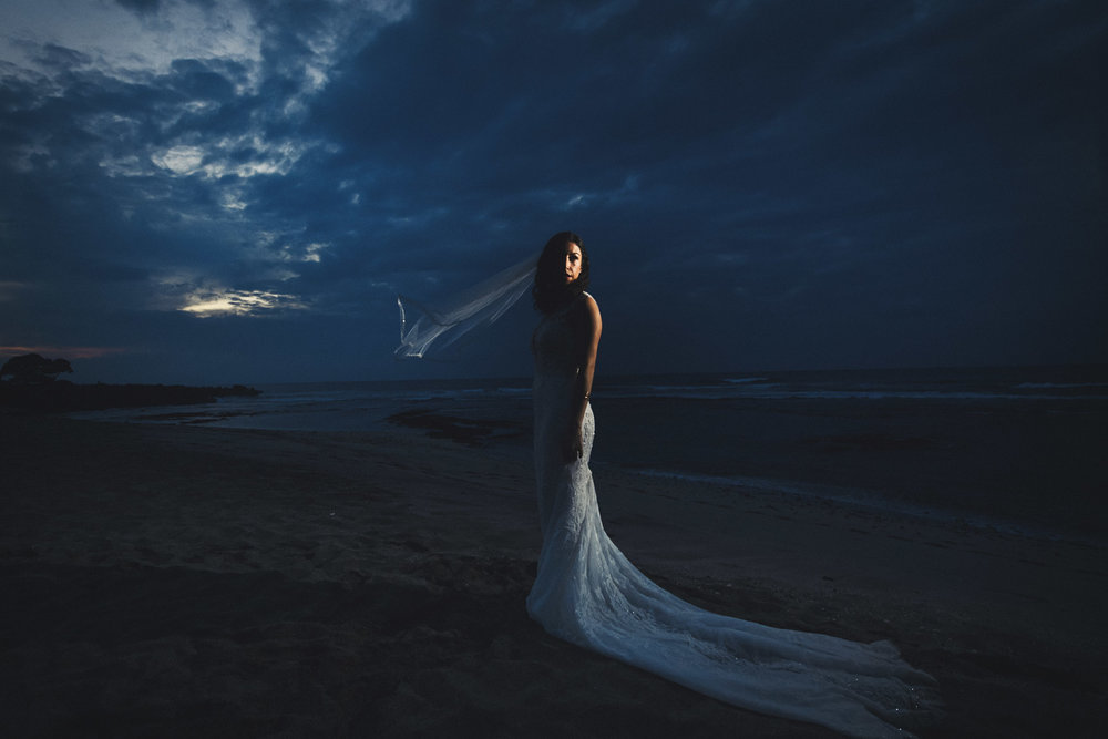 Stunning Four Seasons Hualalai Wedding