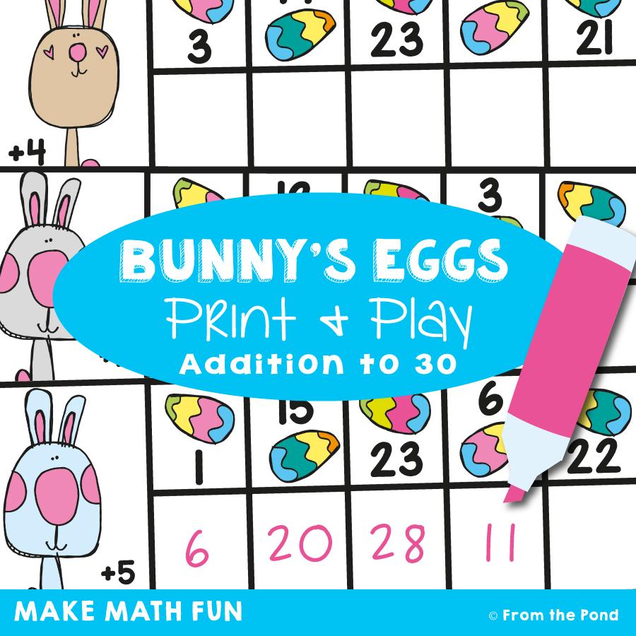 Bunny's Eggs