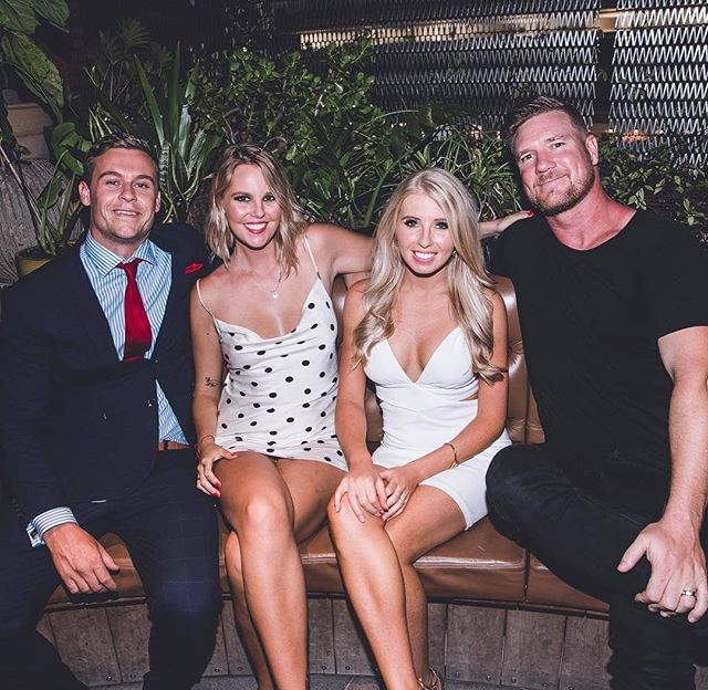Spotted! #mafs crew at Sheaf Wednesdays... who will you see this week? 😏