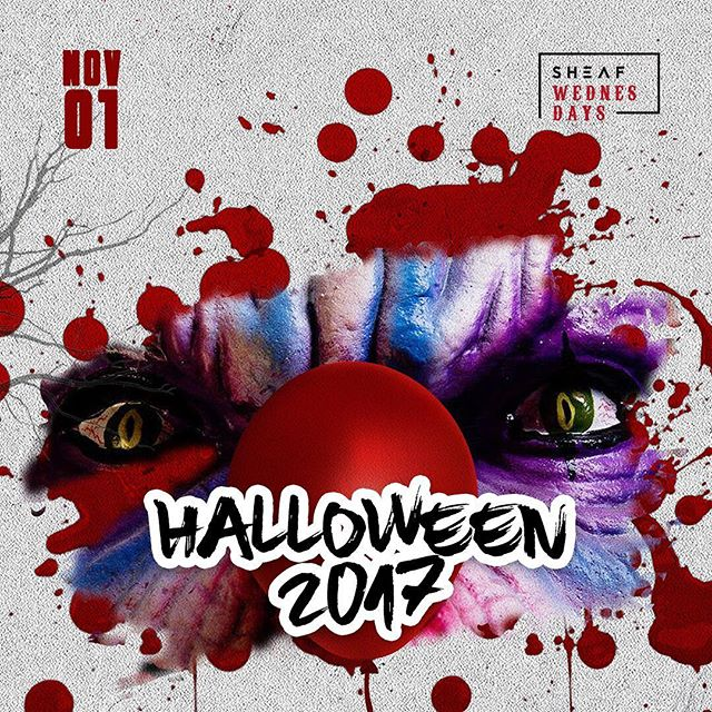 Better have your costume sorted- FOUR nights to go.. 🎃🤡🤠👹 head to our FB page for more details 👉 facebook.com/sheafwednesdays