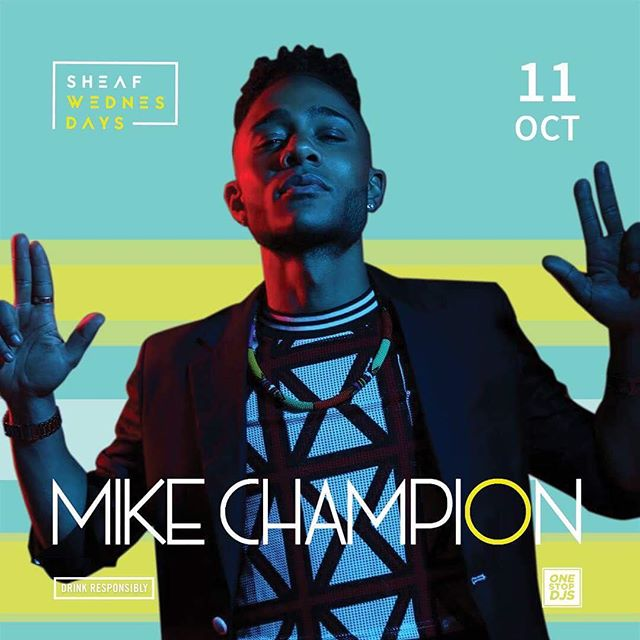 Tonight we are graced by the coolest man in Sydney AKA @mikechampionofficial  See you tonight!