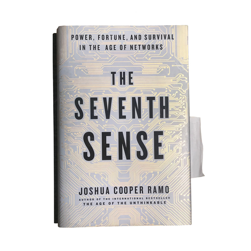 The Seventh Sense by Joshua Cooper Ramo