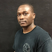 Yemi Omotola /  Assistant Coach  Yemi has 9 years of martial arts experience, training in Krav Maga, Brazilian Jiu-Jitsu, and LSA. He began training in LSA in 2013, and regularly travels to Israel to train with Guro Jon Escudero. Yemi's other interests include real football (the feet one), fake football (the American one), and manga.