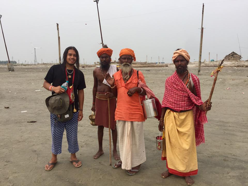 Hangin' With Wandering Sadhus of India.