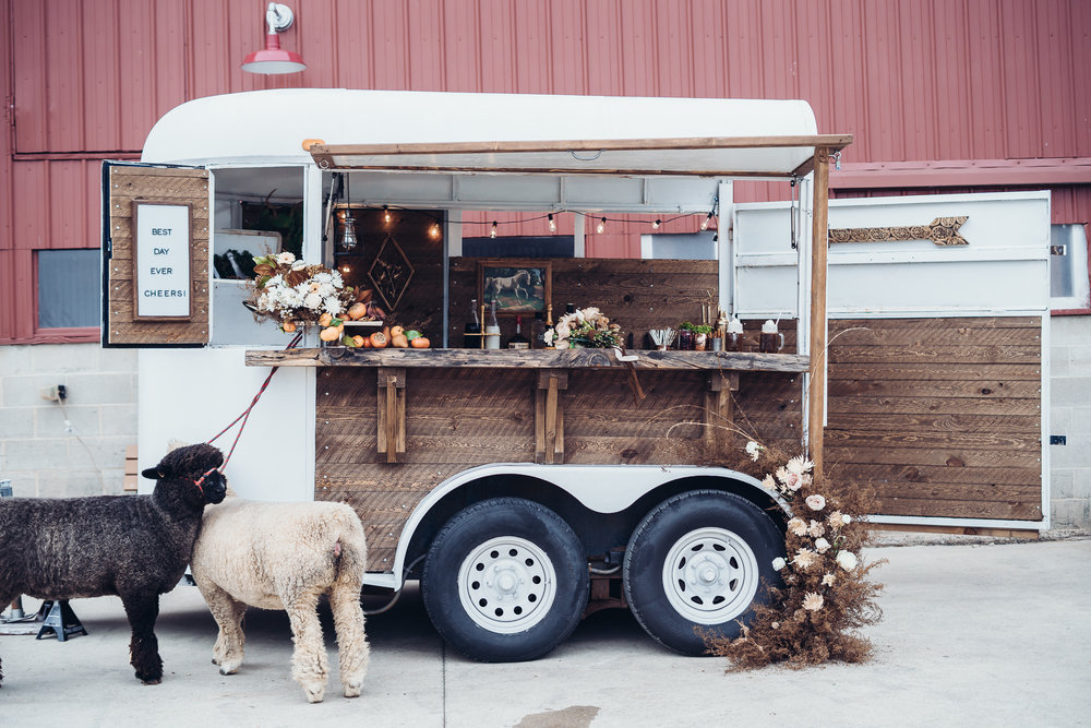 Our Services - The Barrel Mobile Bar provides everything you need for your event - drink ware, mixers, garnishes, and more! The Barrel does not provide the alcohol for your event, we serve the alcohol that has been provided by the party's host.