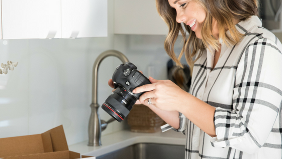 PHOTOGRAPHY - Photos are often the first impression someone has of your brand. We work with you to capture photography that shows off your style and voice while connecting you to your ideal community.