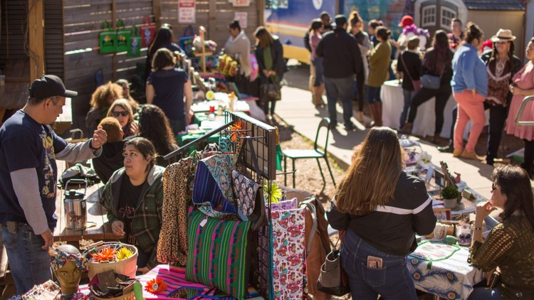 myStatesman:   Frida Friday ATX market features female artisans of color