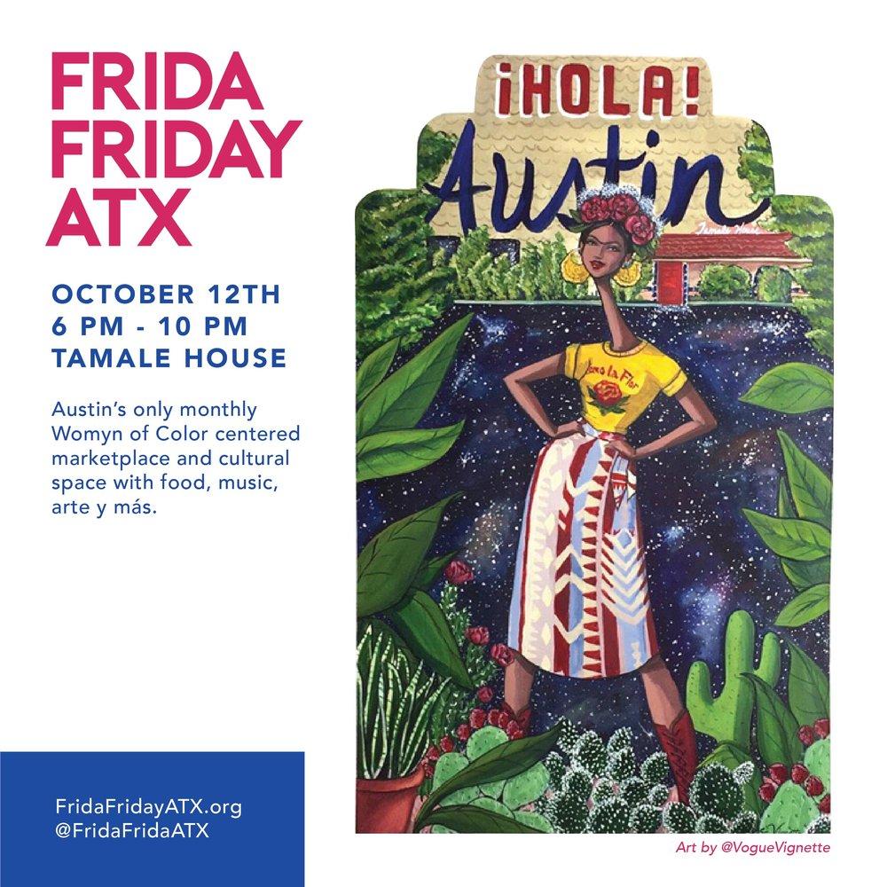 Events — Frida Frida ATX