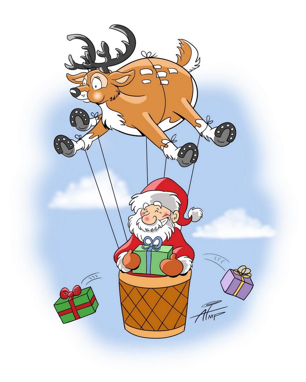 Reindeerloon Day