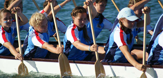 Marist Dragons Boating Club  The club has formed as an extension of the Marist Sisters Dragon Boating Team. It comprises of students, ex-students from many schools around the Eastwood, Ryde, and Hunters Hill area, as well as parents and family members.   More Info