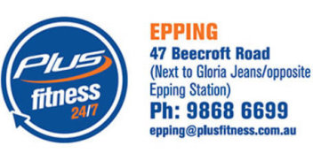 Plus Fitness Epping  Plus Fitness 24/7 is a proudly Australian owned chain of 24 hour gyms that supports the fitness needs of communities across Australia. As well as its chain of 24 hour gyms, Plus Fitness operates a chain of Health Clubs located in Sydney.   More Info