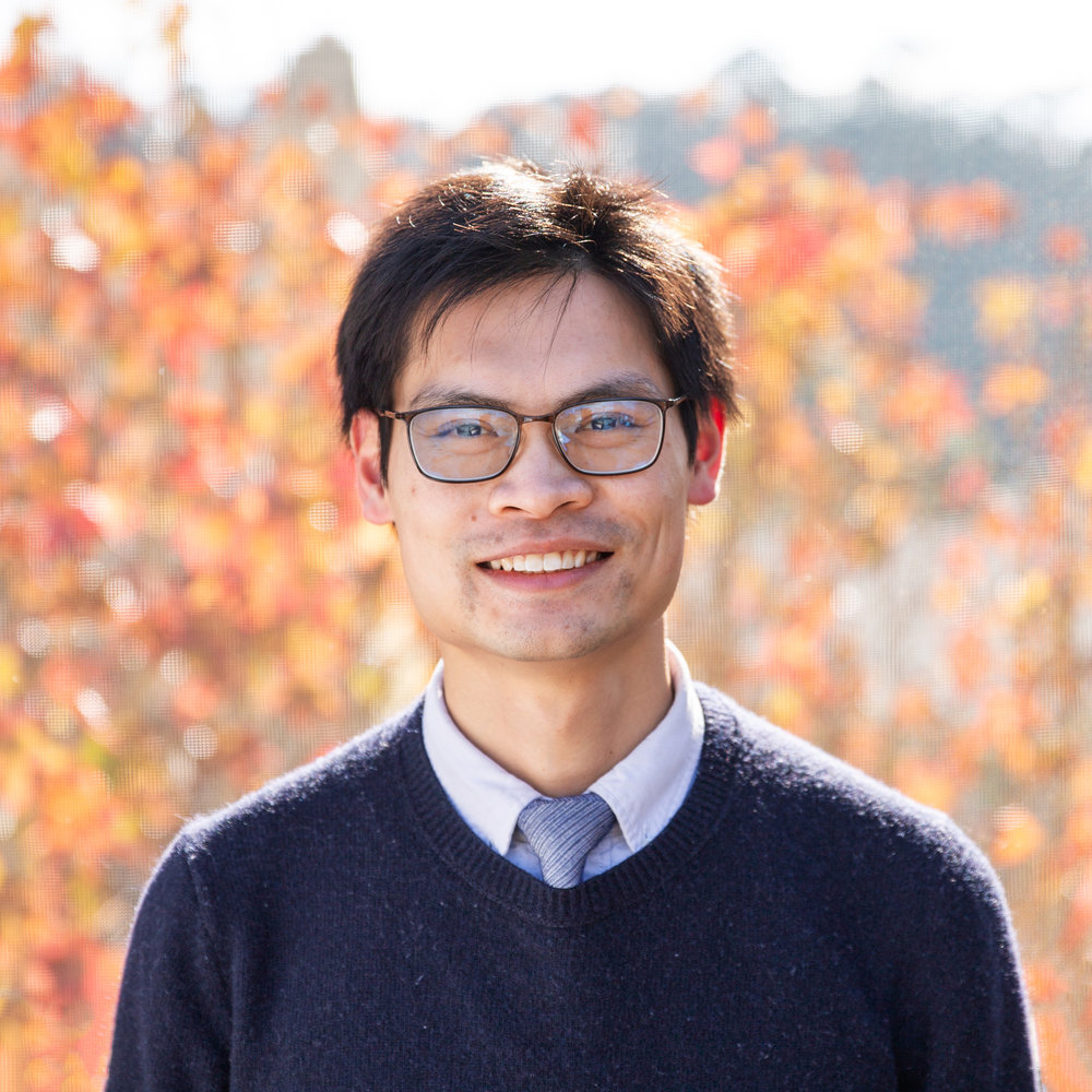 Pastor Newman Leung  - Student Ministries Pastor