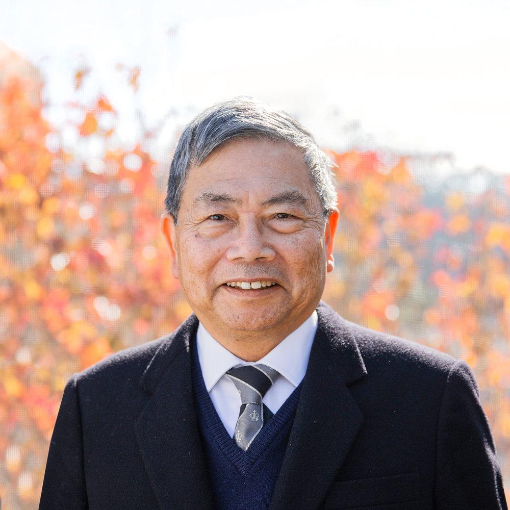 Rev. Dr. Woon Chan  - Associate Pastor (Cantonese)
