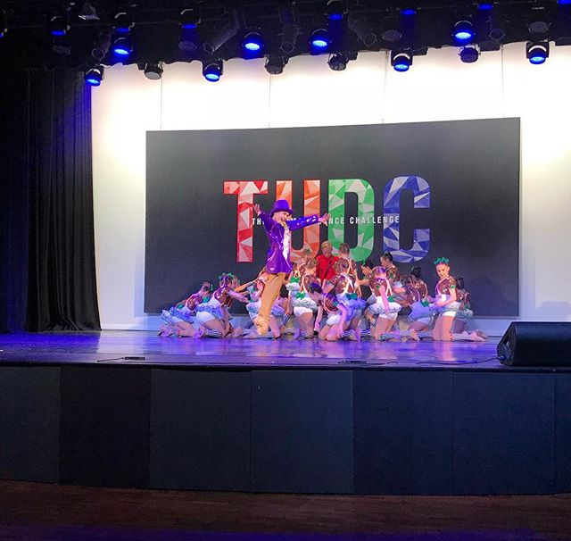 What a great performance today from @caperschoolofperformingarts #tudcfinals #tudcfinals2018 #tudc2018