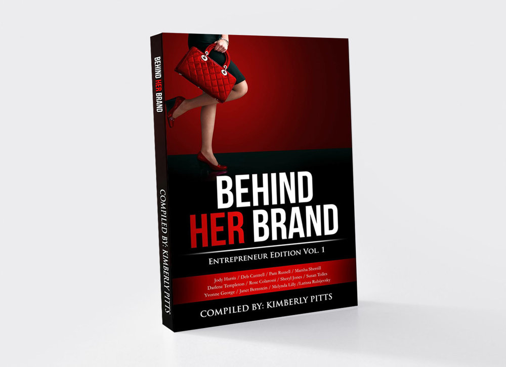BEHIND HER BRAND - A stay-at-home mom for nearly 20 years, breaking into the business world wasn't easy. How did she do it and succeed?Yvonne shares her amazing insight in this book, along with other women entrepreneurs. If you are needing a little inspiration in your life, but don't know where to start, this Amazon Best seller will motivate and teach you how to spark something awesome.