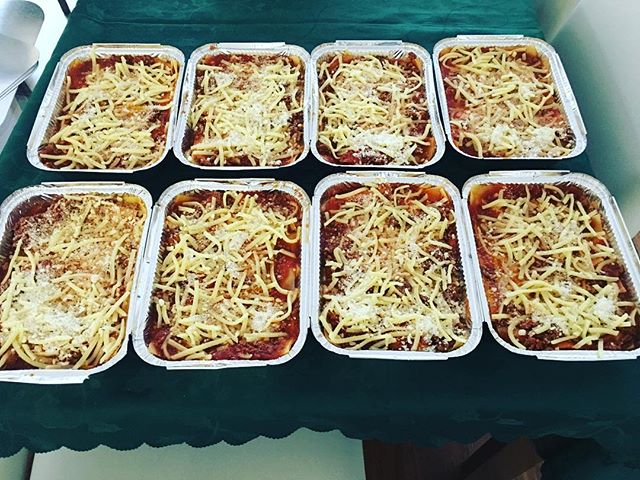 Our small lasagnes ready to go out ... ideal to put in the freezer for a home cooked meal #dinnerideas #comfortfood #cheesy #yummy #easyfoods #busymomlife #notimetocook #events #catering #cateringevent