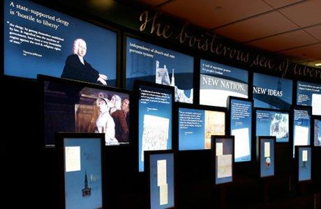Thomas Jefferson Visitor Center