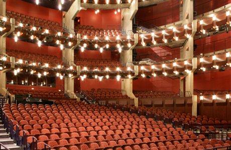 George Mason University Hylton Performing Arts Center