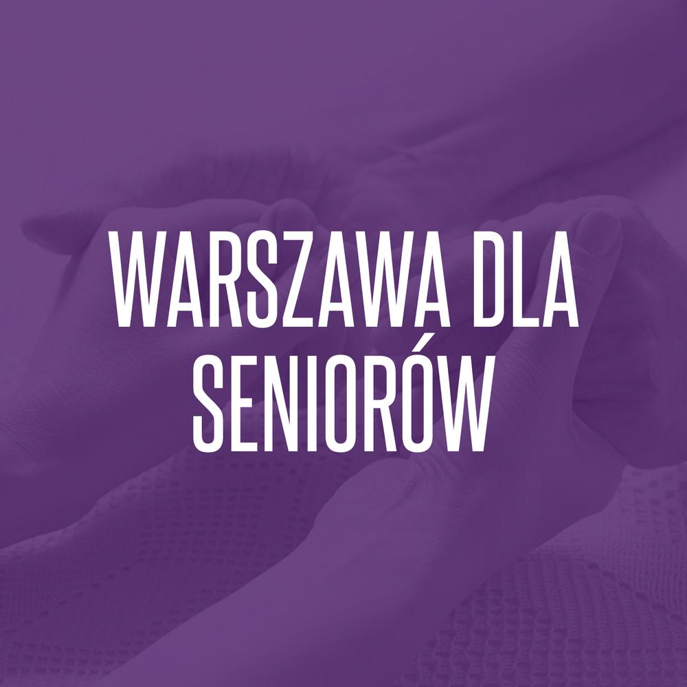 15/03/2018  Warszawa dla seniorów