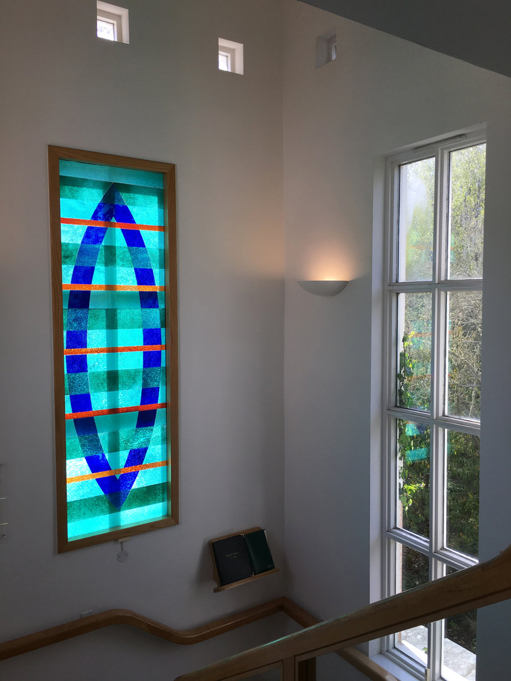 6 Penlee House Art Gallery & Museum - Memorial window.jpg