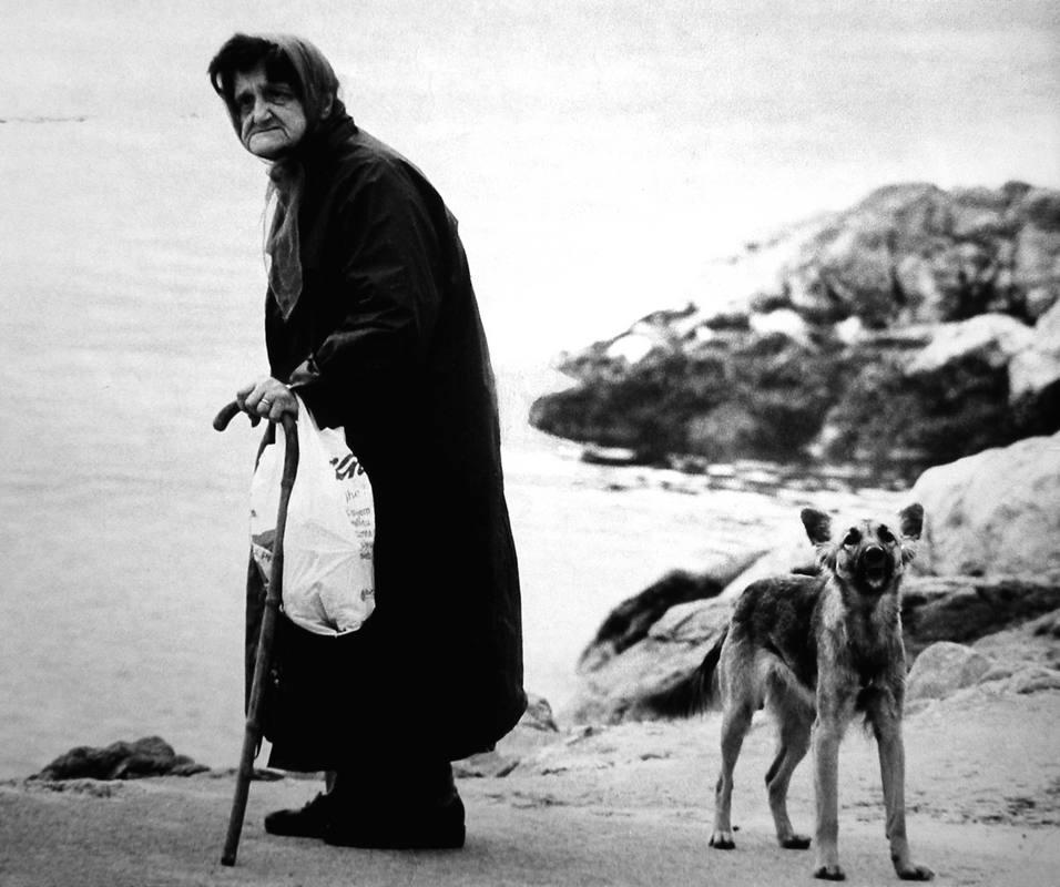 Milekić Đoko, Samotnici s Pećina, 1971..jpg
