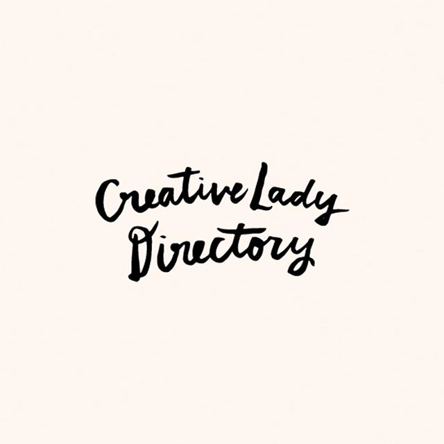 We are so excited to be featured on @freelancewisdom's #creativeladydirectory along side some incredibly talented women!