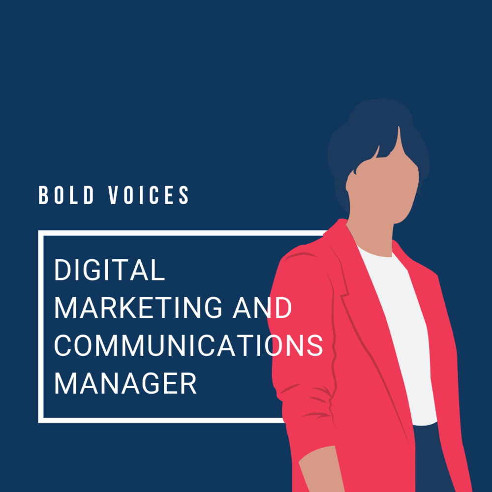 Digital Marketing and Communications Manager