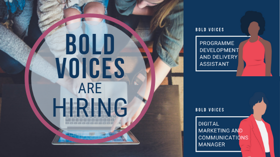Bold Voices Are Hiring