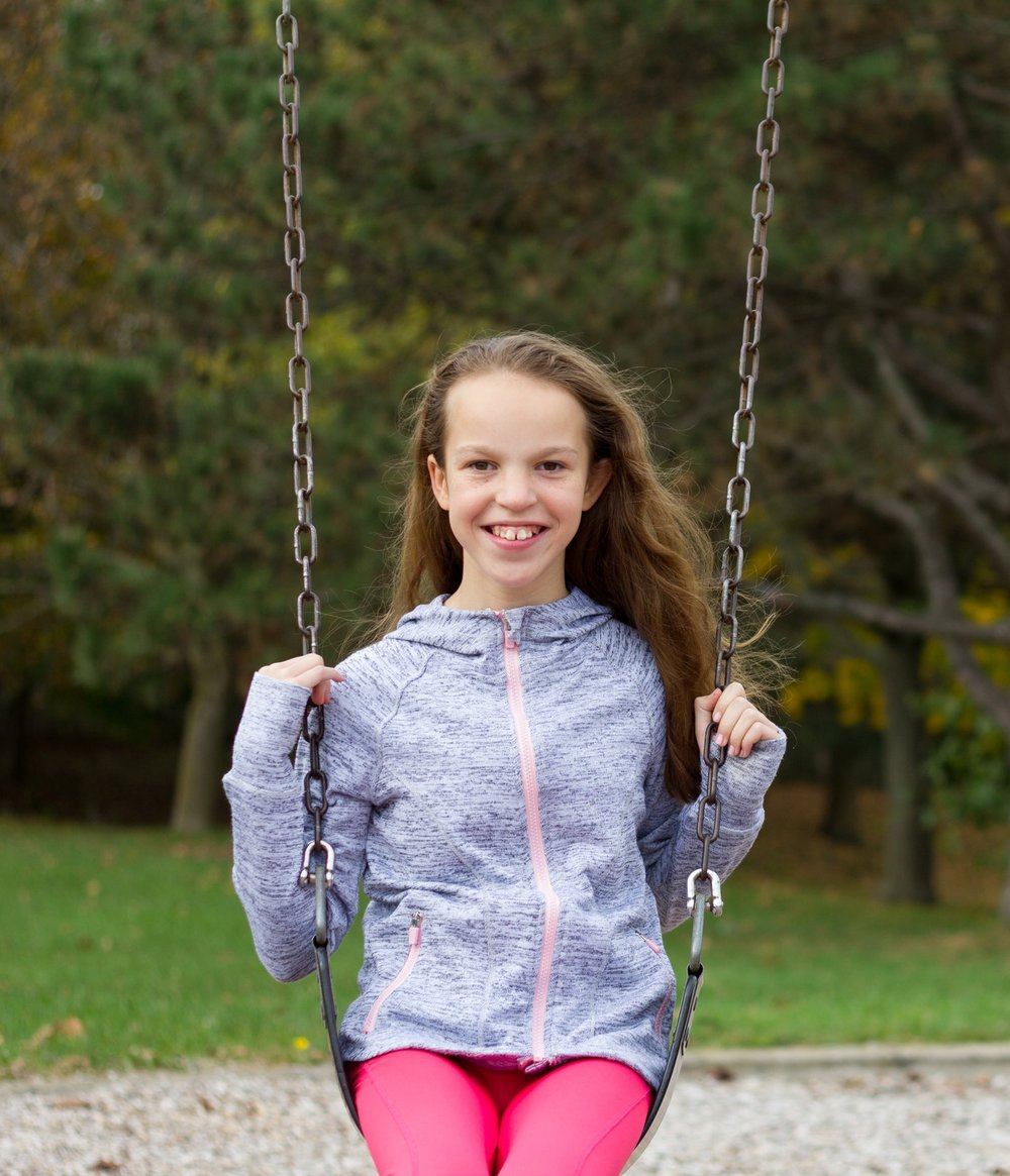 Rachael, age 12. London, Ontario.
