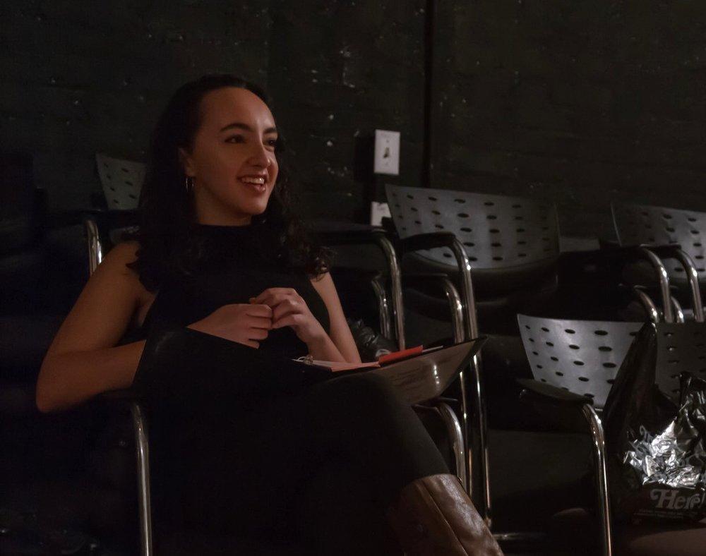 Playwright: Eliana Pipes