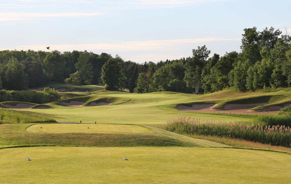 The sixth hole (Photo by Claus Andersen)