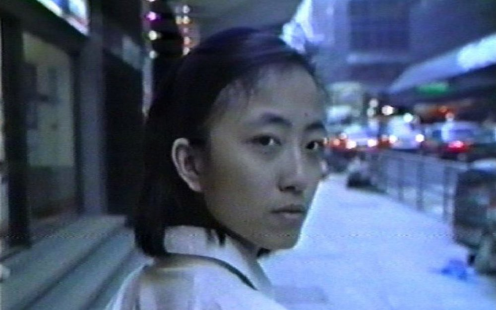 She Said Why Me  (1989), video still, courtesy of the artist, special thanks to  Videotage