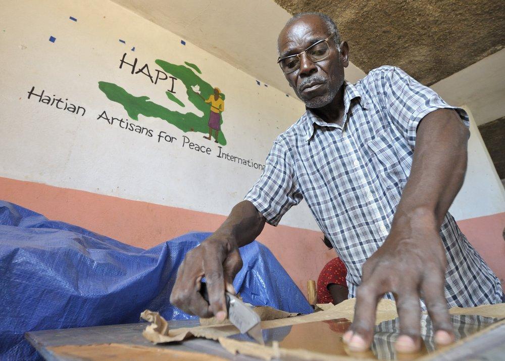 Haiti - HaPI