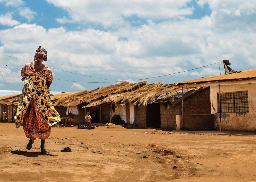 malawi - Dzaleka Refugee Camp