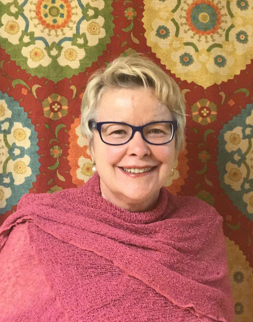 Marcia Futter   Treasurer