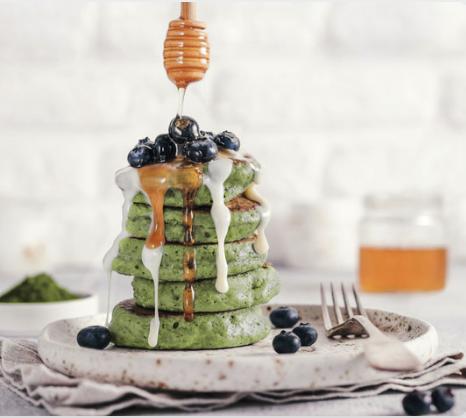 Delicious Chickpea Pancakes -