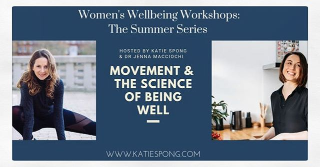 🌟WELLBEING WORKSHOP . ⠀⠀⠀⠀⠀⠀⠀⠀⠀⠀⠀⠀ 🌟SATURDAY 22nd JUNE . ⠀⠀⠀⠀⠀⠀⠀⠀⠀⠀⠀⠀ 🌟THE LOFT 40-42 Upper Gardner Street, Brighton, BN1 4AN . ⠀⠀⠀⠀⠀⠀⠀⠀⠀⠀⠀⠀ 🌟This is the 1st of a series of Summer Wellbeing Workshops by @katiespong_wellbeing , Brighton's Wellbeing Coach. . ⠀⠀⠀⠀⠀⠀⠀⠀⠀⠀⠀⠀ 🌟Katie will take you through a flowing Pilates class to stretch and energise followed by an introduction into 'what is Wellbeing'? A phrase so often used in our daily lexicon, but do we understand it and how do we get it? . ⠀⠀⠀⠀⠀⠀⠀⠀⠀⠀⠀⠀ 🌟I will then lead a workshop on understanding your immunity, dispelling 'immune boosting' myths & provide insight into the science of how to be well. I will effectively break down the scientific research on immunity coupled with the knowledge of how good nutrition & lifestyle choices are crucial in your own health. You will leave both inspired & educated. . ⠀⠀⠀⠀⠀⠀⠀⠀⠀⠀⠀⠀ 🌟Both Katie & I are passionate about helping others understand their own health. Partnering my science background, medical knowledge & holistic approach with Katie's experience in movement & health coaching, we encourage you to come along for some wonderful movement & with the opportunity to meet other like minded individuals, ask questions and join this community. . ⠀⠀⠀⠀⠀⠀⠀⠀⠀⠀⠀⠀ 🌟As ever, all the events that @katiespong_wellbeing runs are fun and interactive and packed full of freebies. There's some great local partners providing gifts, all to be revealed! Herbal teas will provide the refreshment for the morning but look out for the edible bites in the goodie bag! . ⠀⠀⠀⠀⠀⠀⠀⠀⠀⠀⠀⠀ 🌟This is the first of 3 WORKSHOPS in the SERIES this summer in Brighton. Booking link in bio. You can book just this one or all THREE for a discounted price. Check @katiespong_wellbeing profile for all the deets. . ⠀⠀⠀⠀⠀⠀⠀⠀⠀⠀⠀⠀ #wellbeing #events #brightonwellbeing #brightonwellness #brightonwellbeingevents #healthyimmunesystem #immunehealth #immunesystem #askanimmunologist #healthcoach #healthy #wellness #nutrition #nutritiona
