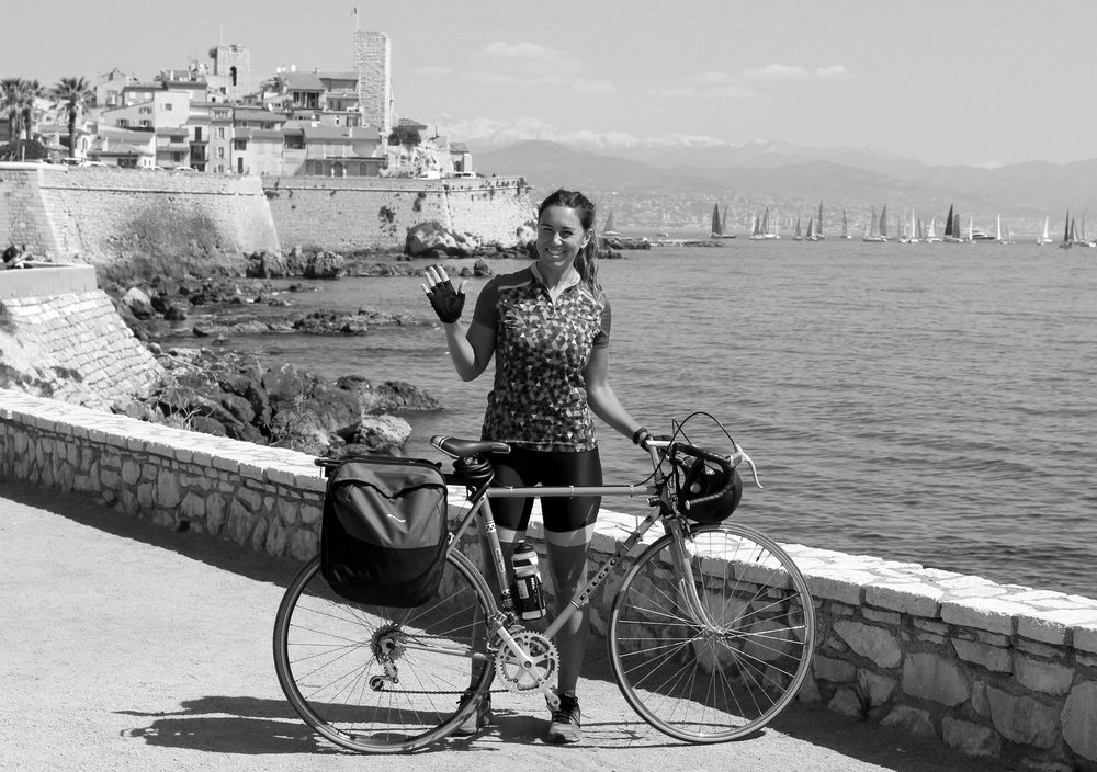 Marseille | Day 3 biking 1200km's through Southern France + Italy