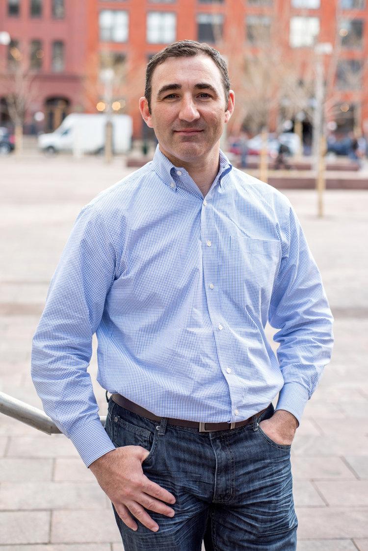 Ger Houlihan - Senior Project Manager