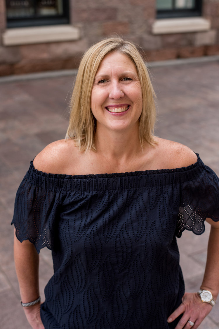 Andrea Watkins, VP of People and Culture