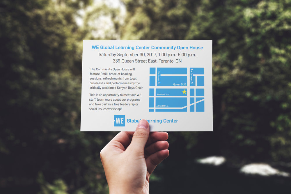 Direct Mail & Community Outreach - Write wrtie