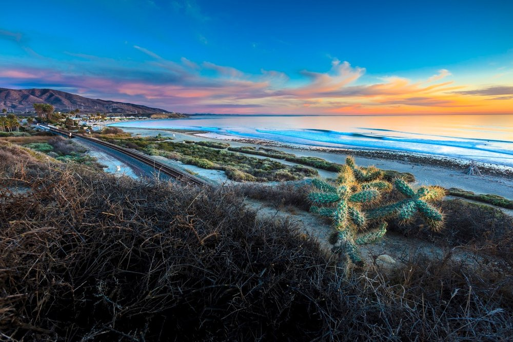 Trestles Beach, Orange Co. CA