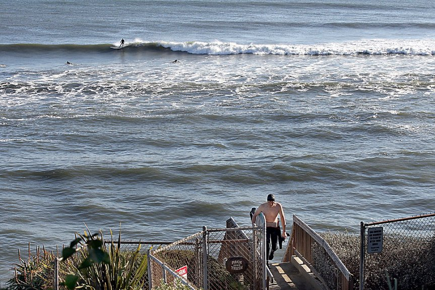 Coastal access battles play out near and far to Santa Cruz  Santa Cruz Sentinel - Apr 15, 2019